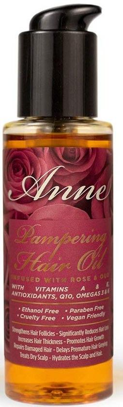 Anne Pampering Rose & Oud Oil