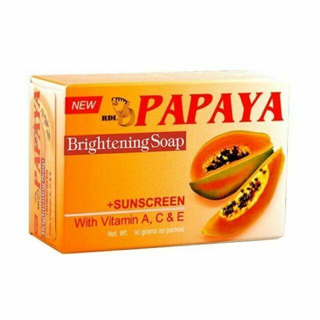 RDL Papaya Brightening Soap