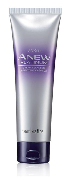 Avon Anew  Platinum Cleanser