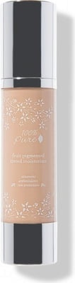 100% Pure Fruit Pigmented Tinted Moisturizer Spf 20