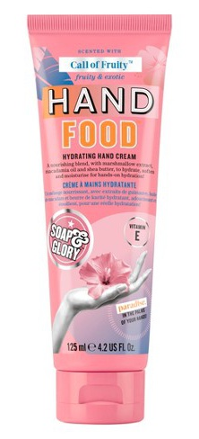 Soap & Glory Call of Fruity Hand Food - Hydrating Hand Cream