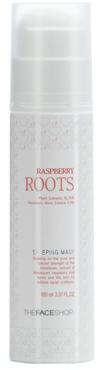 The Face Shop Raspberry Roots Sleeping Mask