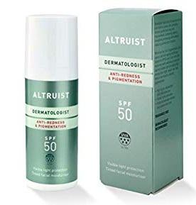 Altruist Anti-Redness & Pigmentation Cream Spf 50