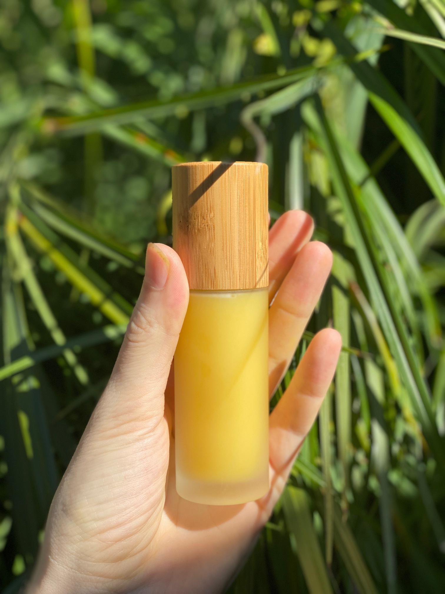 OSSOLA Skincare The Turmeric Emulsion
