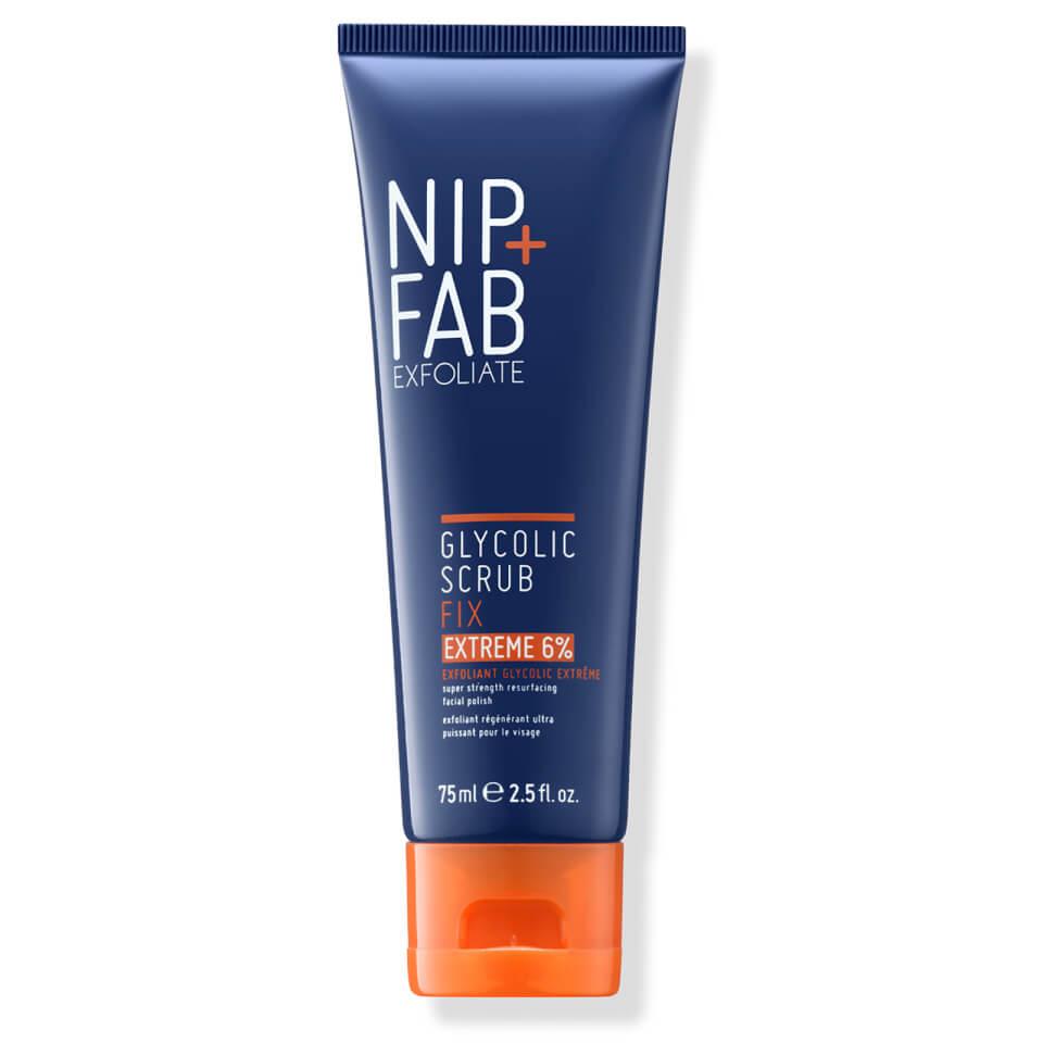 Nip+Fab Glycolic Fix Extreme Scrub 6%