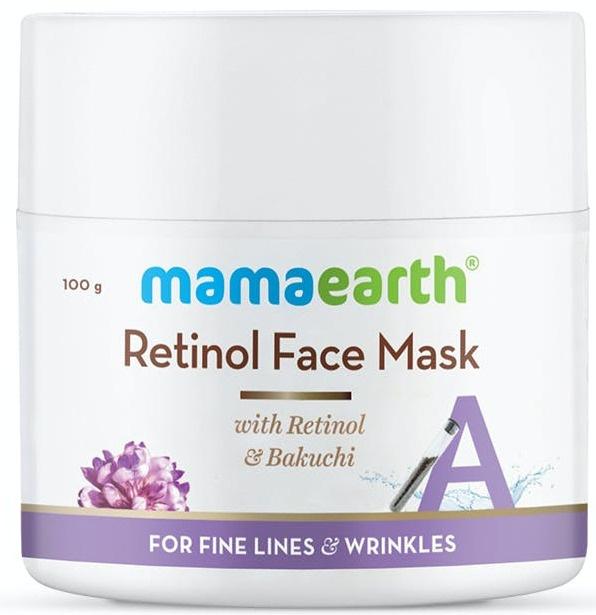 Mamaearth Retinol Face Mask