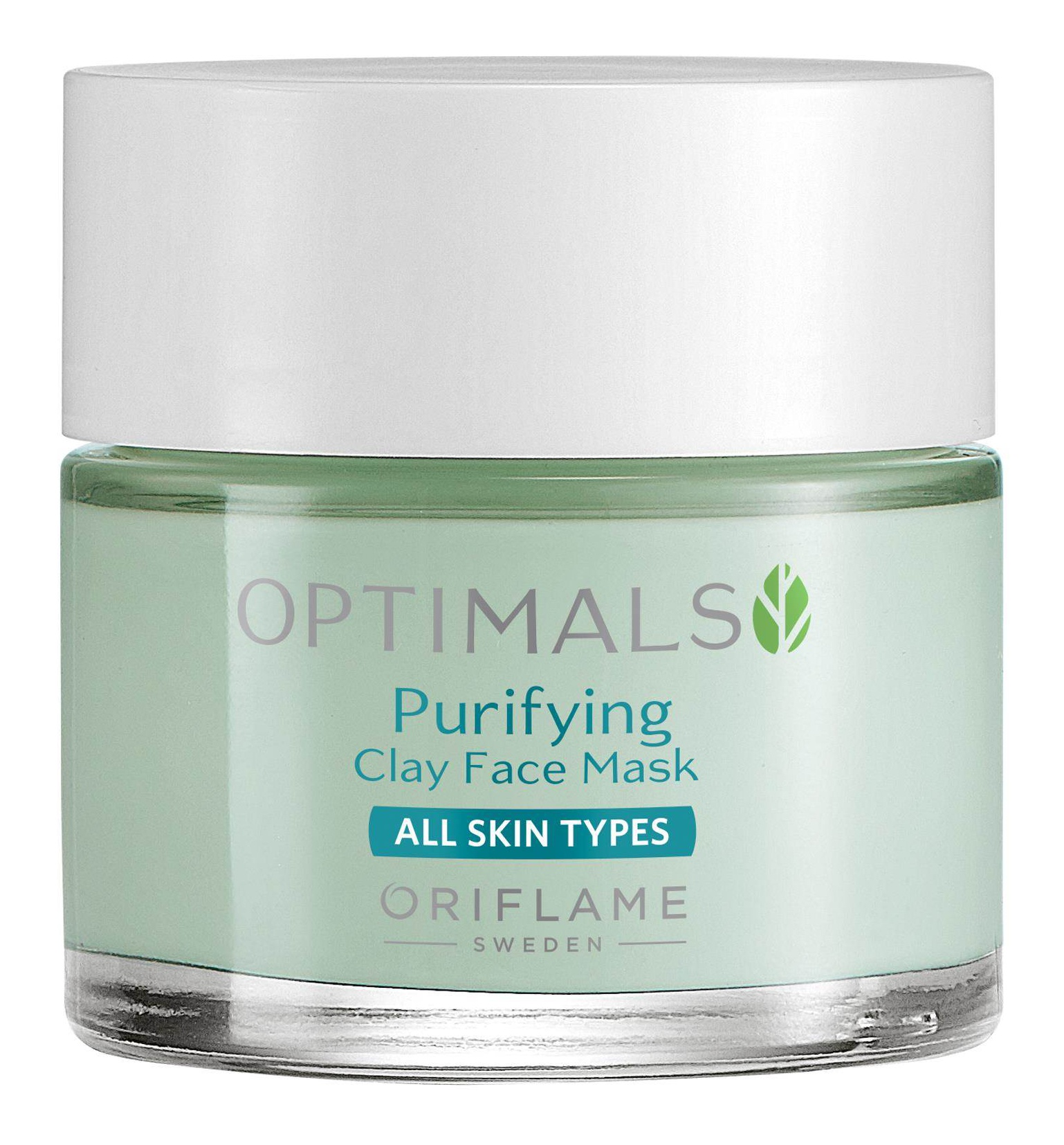 Oriflame Optimals Purifying Clay Face Mask
