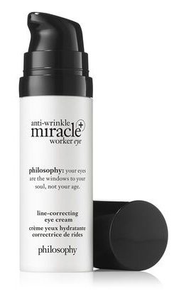 Philosophy Anti-Wrinkle Miracle Worker Eye+ Line-Correcting Eye Cream