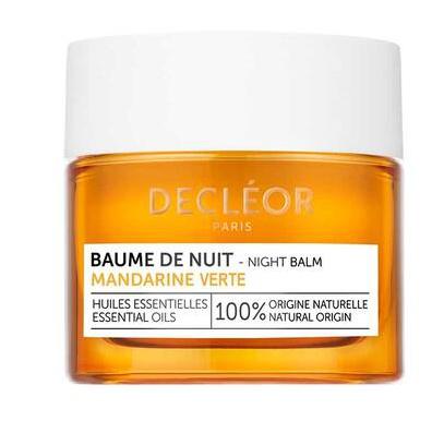 DECLÉOR Night Balm Green Mandarin