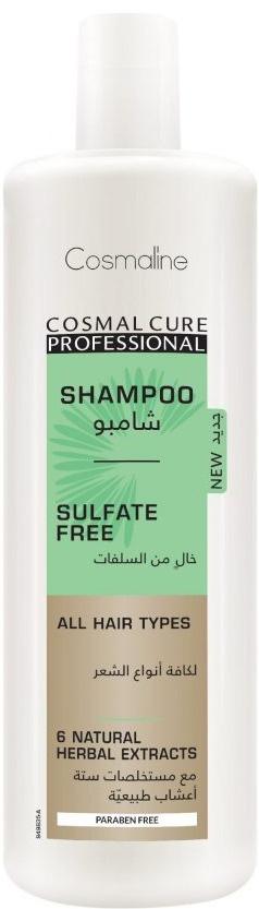 Cosmaline Cosmal Cure Professional Sulfate Free Shampoo