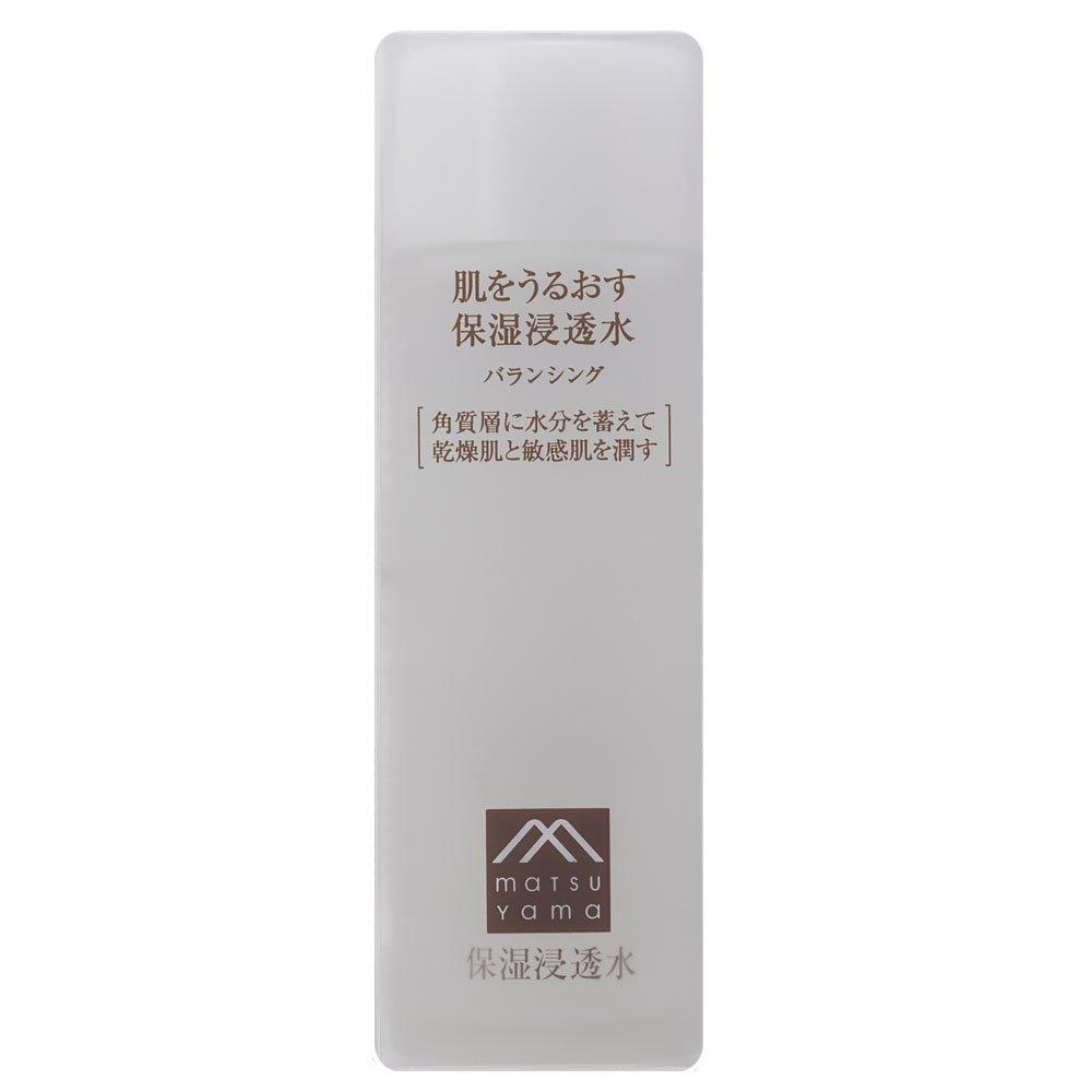 Matsuyama Hadauru Moisturizing Infusion Balancing Skin Lotion