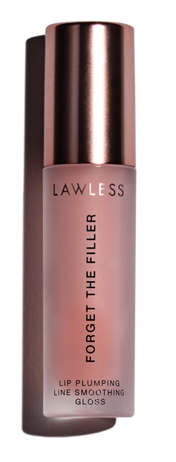 Lawless Forget The Filler Lip Plumping Line Smoothing Gloss