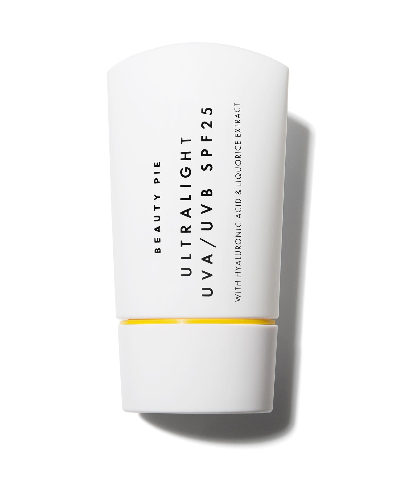 Beauty Pie Featherlight Uva/Uvb Spf 50 Sunscreen + Primer
