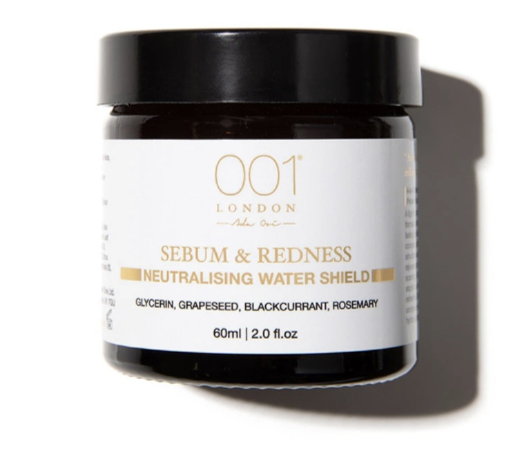 001 skincare Sebum & Redness Neutralising Water Shield