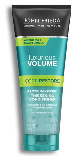 John Frieda Luxurious Volume Core Restore Protein-Infused Clear Conditioner