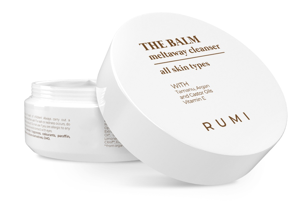 Rumi The Balm Meltaway Cleanser