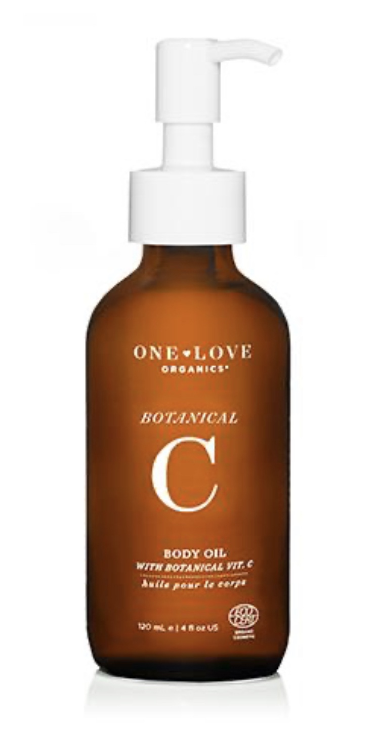 One Love Organics Botanical C Body Oil