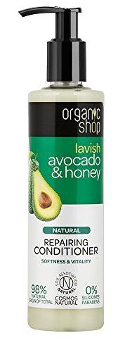 Organic Shop Avocado & Honey Conditioner