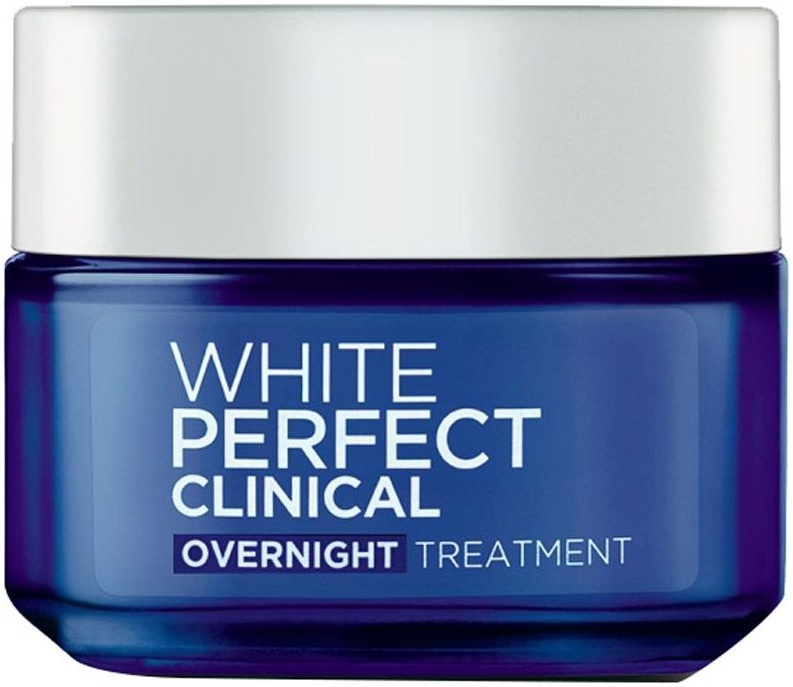 L'Oreal White Perfect Clinical Overnight Treatment Cream White Perfect
