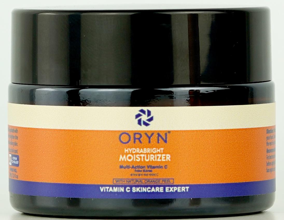 Oryn Skincare Hydrabright Moisturizer