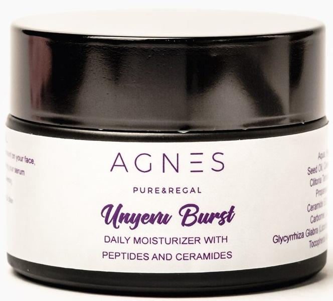 Agnes-Pure&Regal Unyevu Burst