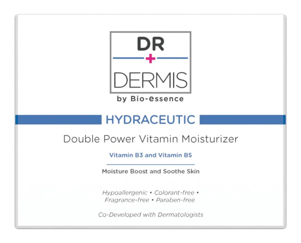 DR DERMIS Double Power Vitamin Moisturizer