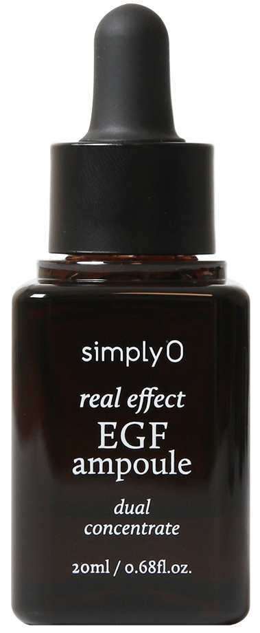 simplyO Real Effect Egf Ampoule