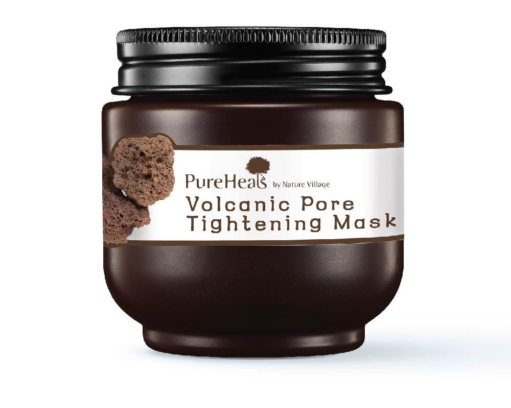 PureHeal's Volcanic Pore Tightening Mask