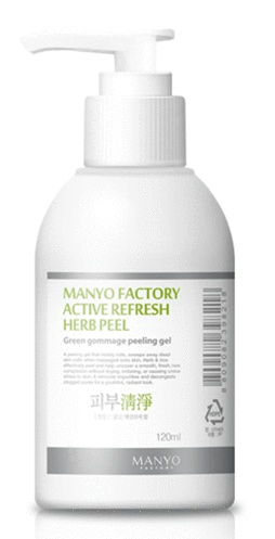 Manyo Factory Active Refresh Herb Peel