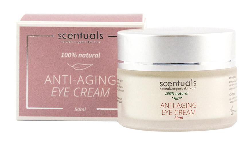 .Scentuals Anti-Aging Eye Cream