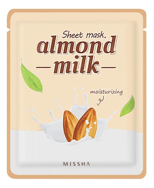 Missha Almond Milk Moisturizing Mask