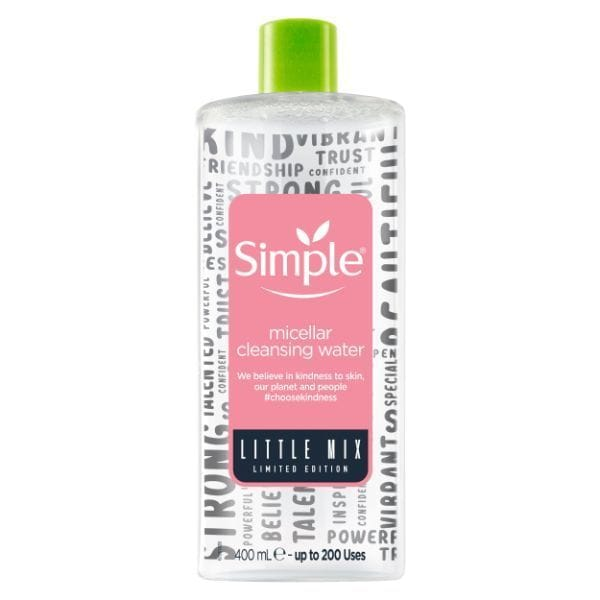 Simple x Little Mix Micellar Cleansing Water (Ver. 2019)