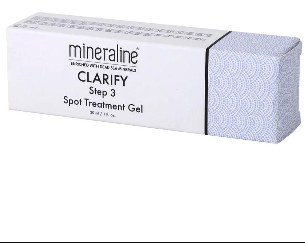 Mineraline Spot Treatment Gel