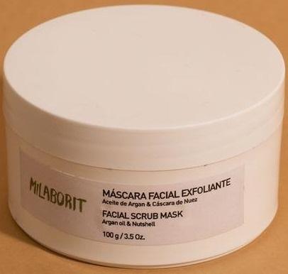MiLaborit Máscara Facial Exfoliante