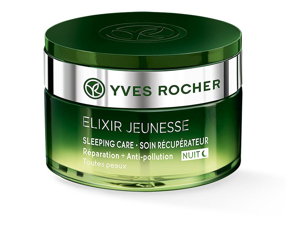 Yves Rocher Elixier Jeunesse Sleeping Care
