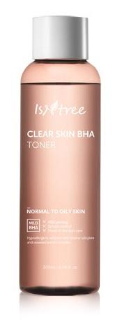 Isntree Clear Skin Bha Toner