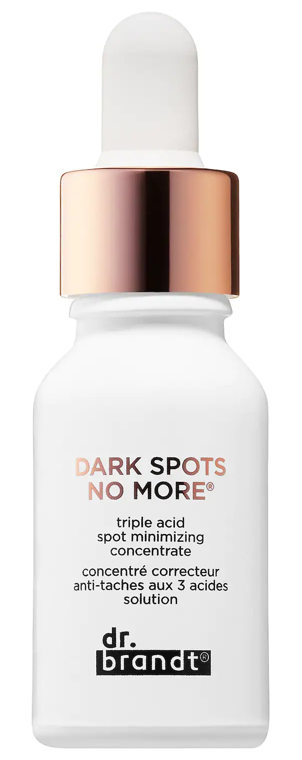 Dr. Brandt Skincare Dark Spots No More® Triple Acid Spot Minimizing Concentrate