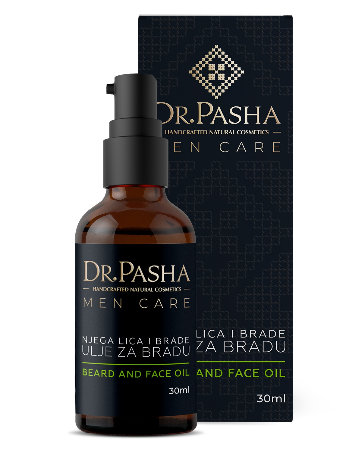 Dr. Pasha Beard And Face Oil