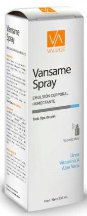 Valuge Vansame Spray
