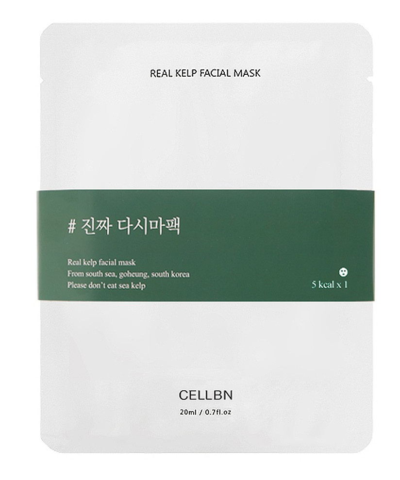 CELLBN Cellxv Real Kelp Mask