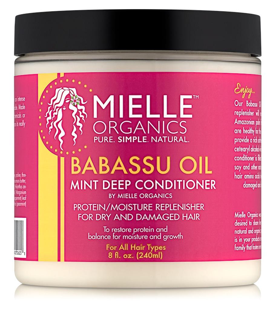 Mielle Babassu Oil & Mint Deep Conditioner