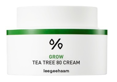 LEEGEEHAAM Tea Tree 80 Cream