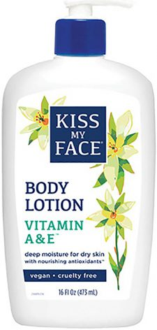 Kiss My Face Vitamin A & E Body Lotion