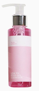 in her element Low Ph Rose Gel Cleanser