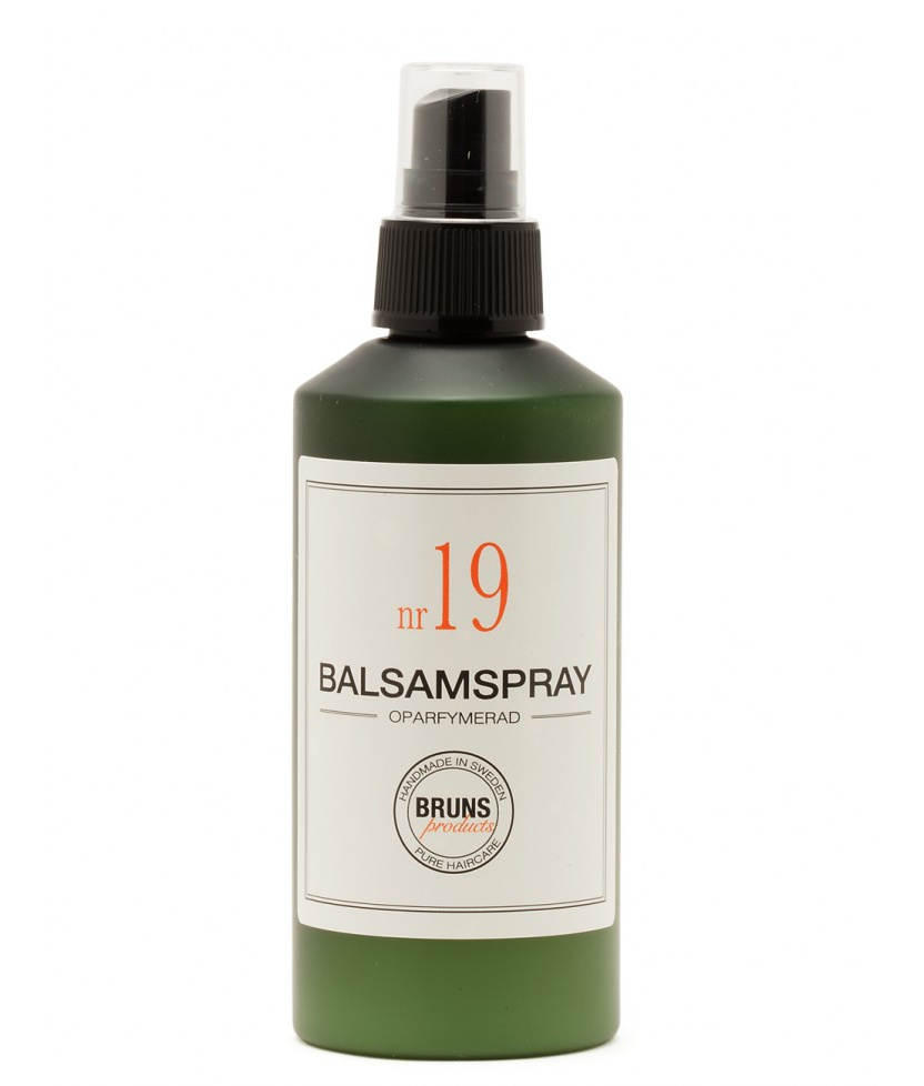 Bruns Products 19 Unscented Conditioner Spray