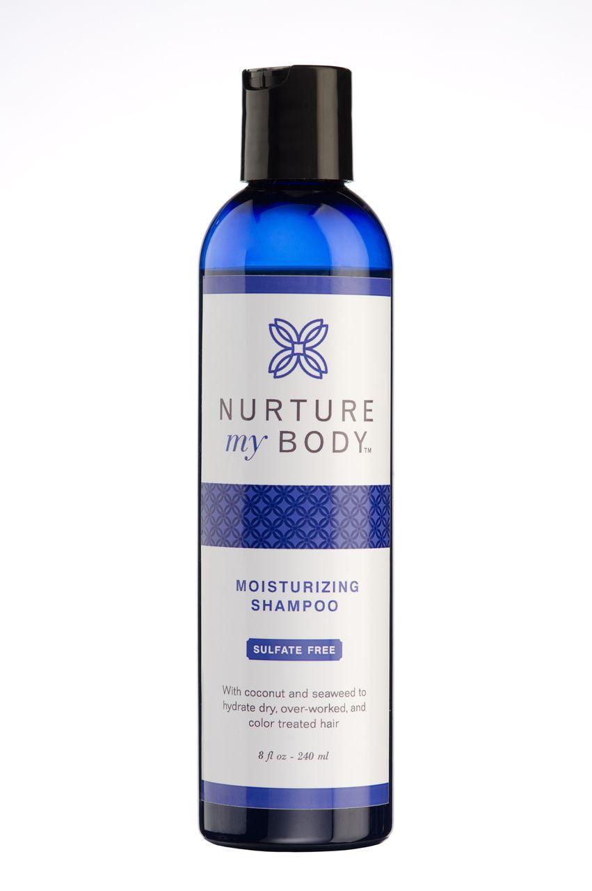 Nurture My Body All Natural Sulfate Free Moisturizing Shampoo