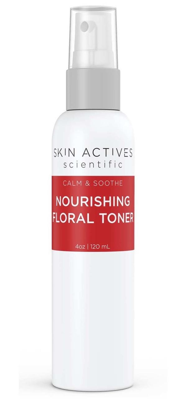 Skin Actives Nourishing Floral Toner
