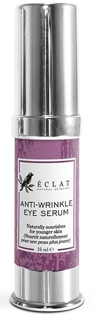 Éclat Natural Skincare Anti-Wrinkle Eye Serum