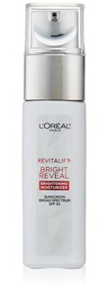L'Oreal Loreal Paris Revitalift Bright Reveal Brightening Day Moisturizer Spf 30