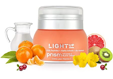 Light Up Beauty Prism Vitamin C Glow Cream